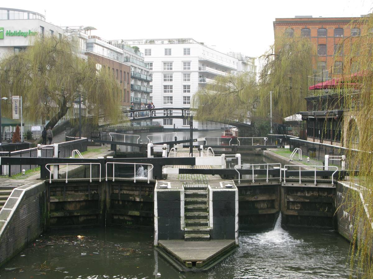 Camden Locks - London